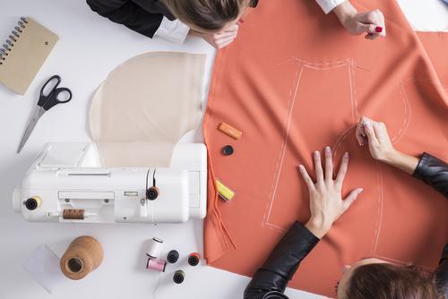 Par la suite, choisissez un patron de couture