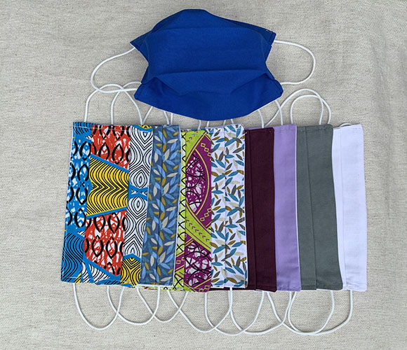 Fabric mask kits - Tissushop
