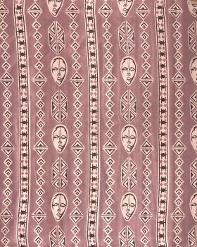 Real Wax - African Fabric Kampala Pink - Tissushop