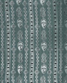 Real Wax - African Fabric Kampala Grey - Tissushop