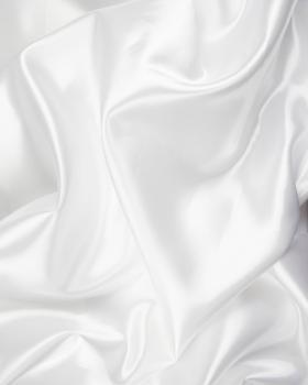 Plain Satin White - Tissushop