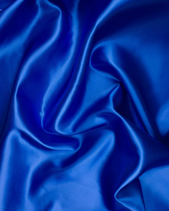 Plain Satin Royal Blue - Tissushop