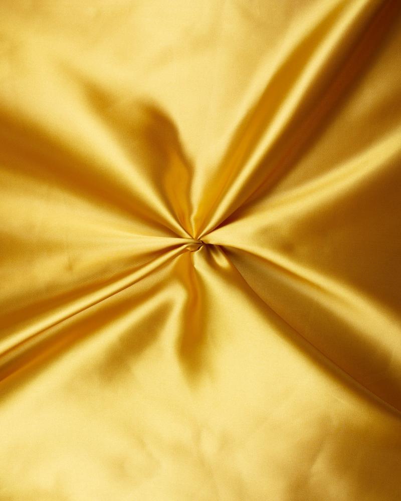 Plain Satin Gold - Tissushop