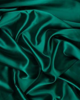 Satin Uni Vert Sapin - Tissushop