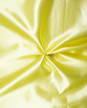 Plain Satin Light Yellow - Tissushop