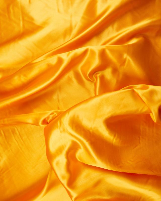 Plain Satin Sun Yellow - Tissushop