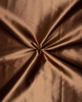 Plain Satin Brown - Tissushop