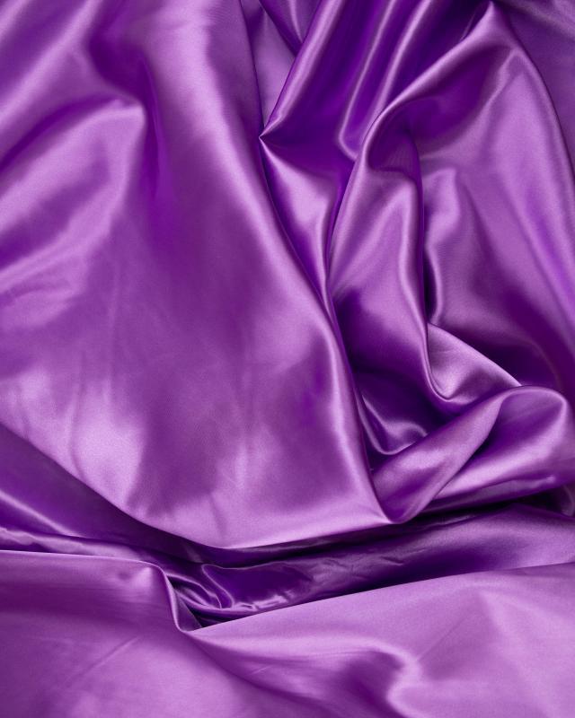 Plain Satin Purple - Tissushop