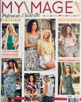 Catalogue My Image Printemps-Eté 2020 - Tissushop