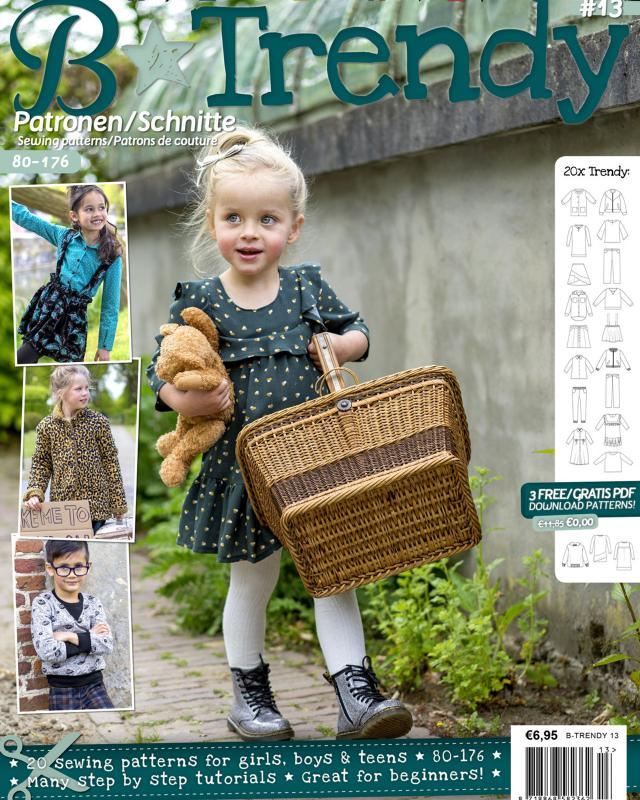 Catalogue B Trendy enfants Hiver 2019 - 2020 - Tissushop