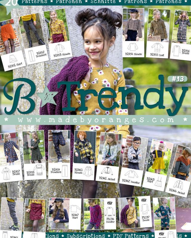 Catalog B Trendy children winter 2019 - 2020 - Tissushop