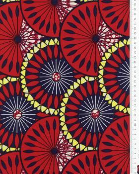 Super Wax - African Likasi Fabric - Tissushop