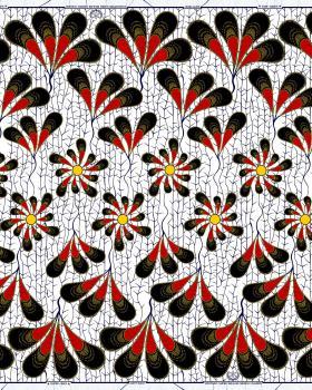 Super Wax - African Casablanca Fabric - Tissushop