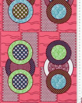 Super Wax - African Praia Fabric - Tissushop