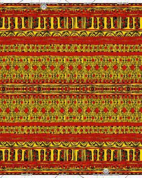 Super Wax - Tissu African Yaoundé - Tissushop