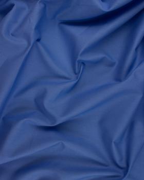 popeline de coton uni Bleu Azur - Tissushop