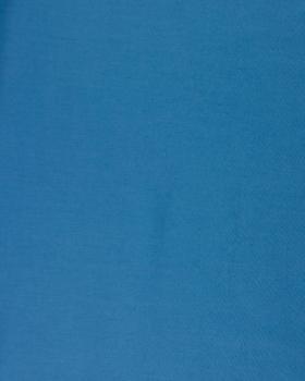 Poplin dyed cotton Dark Cyan - Tissushop