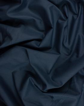 Popeline de coton uni Gris Anthracite - Tissushop