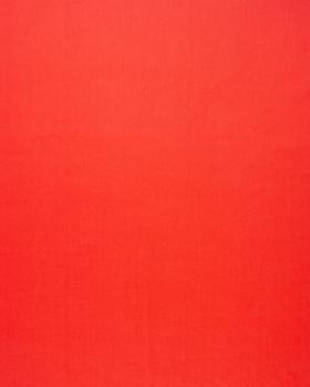 Popeline 120 FILS - 100% Coton Uni Corail - Tissushop