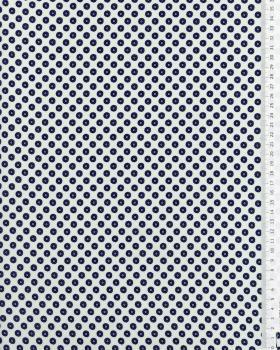 Cotton poplin - Pallini White - Tissushop