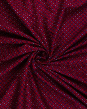 Cotton poplin - Pallini Red - Tissushop