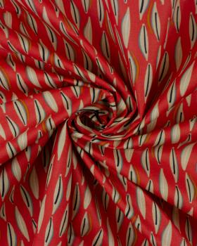 COJOA Coated Cotton Red - Tissushop