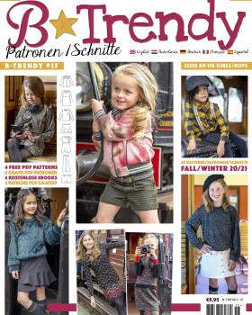 Catalogue B-Trendy Hiver 2020-2021 - Tissushop