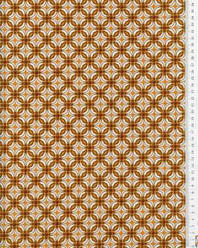 Cotton poplin - Mazcar Mustard - Tissushop