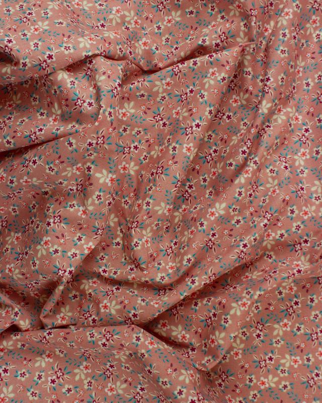 Popeline de coton - Félicie Rose - Tissushop