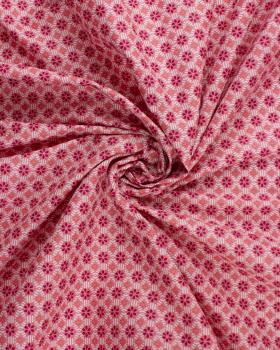 Cotton poplin - Vitrax Pink - Tissushop
