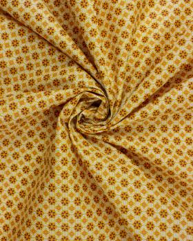 Cotton poplin - Vitrax Mustard - Tissushop