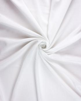 Plain viscose White - Tissushop