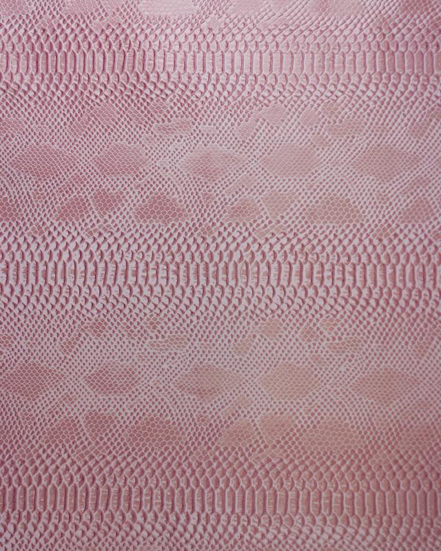 Shiny imitation dragon Pink - Tissushop