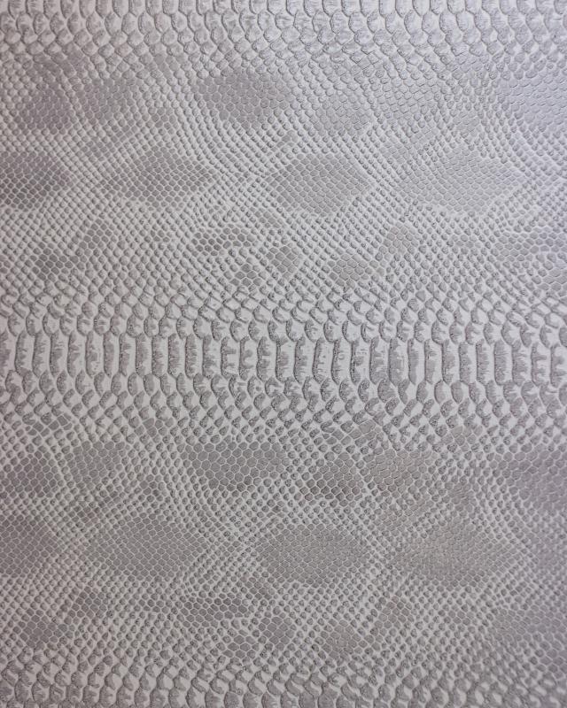 Shiny imitation dragon Grey - Tissushop