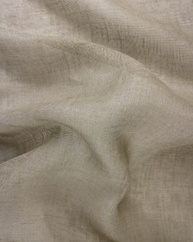 Linen gauze in 145 cm Natural - Tissushop