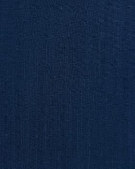 Viscose stretch Bleu Marine - Tissushop