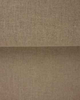 Toile de lin pour boulangerie - 65 cm Naturel - Tissushop