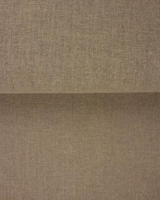 Toile de lin pour boulangerie - 75 cm Naturel - Tissushop