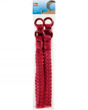 Claudia Prym bag handles Red - Tissushop