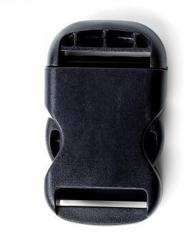 Clip buckle Prym 40mm Black - Tissushop
