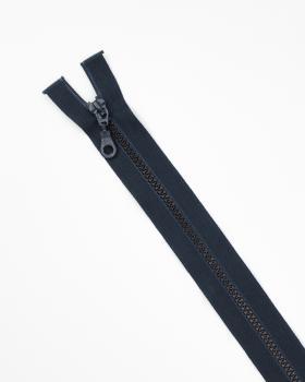 Separable zip Prym Z54 60 cm Navy Blue - Tissushop