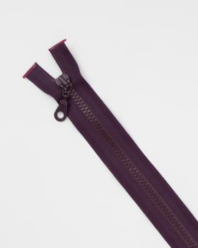 Separable zip Prym Z54 35cm Plum - Tissushop
