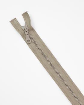 Separable zip Prym Z54 55cm Taupe - Tissushop
