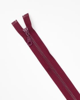 Separable zip Prym Z54 55cm Burgundy - Tissushop