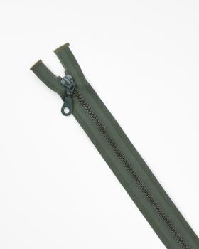 Separable zip Prym Z54 55cm Dark Green - Tissushop