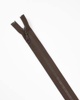 Separable zip Prym Z54 55cm Dark Brown - Tissushop