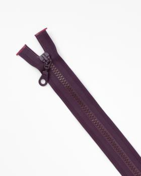 Separable zip Prym Z54 55cm Plum - Tissushop