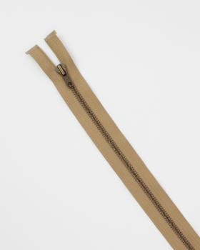 Separable metal zip Prym Z19 75cm Beige - Tissushop