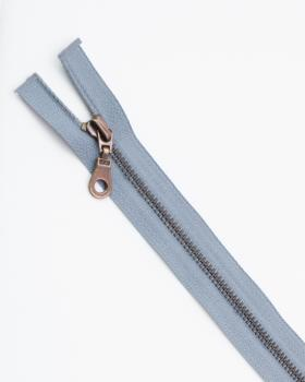 Separable metal zip Prym Z19 75cm Grey - Tissushop