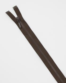Separable zip Prym Z49 40cm Dark Brown - Tissushop
